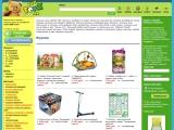 Интернет-магазин игрушек ToyZ.ru