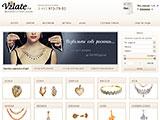 Vzlate.ru - ювелирный интернет-магазин украшений